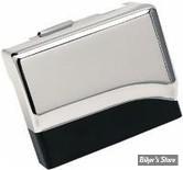 Cache batterie - DYNA 91/05 - OEM 66192-99 - chromé