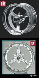 18 x 3.50 Roue aluminium RST Thorn