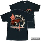 TEE-SHIRT - MOON - MOON EQUIPPED CLASSIC ROADSTER - COULEUR : NOIR - TAILLE 2 / S