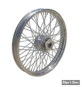ROUE AVANT 60 RAYONS - SOFTAIL FXST/FXDWG 86/99 - 21 x 2.15