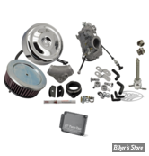 KIT DE CONVERSION INJECTION EFI EN CARBURATEUR - TWINCAM 01/05 - DAYTONA TWIN TEC / MIKUNI HSR 42