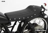 SELLE EASYRIDERS - SOLO - YAMAHA SR400 - VERTICAL CAFE SEAT - Avec rivets
