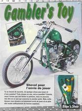 2004 / TACTFULL GAME & ACE OF SPADE : Magazine Easyriders n°372 Juin 2004 (6)