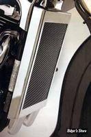 Grille de radiateur Show Chrome USA, chromée,