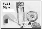 """Kit de conversion """" FLST Softail Heritage """" avant ,"""