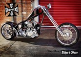 TEE-SHIRT - WEST COAST CHOPPERS - WCC