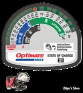 Testeur de batterie - Optimate - Optimate Test