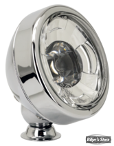 4 / PHARE LED ZODIAC - CHROME - PUISSANCE STANDARD
