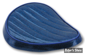 SELLE SOLO UNIVERSELLE - LARGEUR 290MM - ECO LINE METAL FLAKE - BLEU