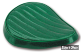 SELLE SOLO UNIVERSELLE - LARGEUR 290MM - ECO LINE METAL FLAKE - Vert