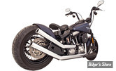 Echappement freedom Performance - Upswept Star - Softail 86/17 - Chrome