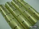 ECLATE H - PIECE N° 06 - CACHE TIGES CULBUTEURS - PANHEAD 48/65 ET SPORTSTER 57/85 - KNURLED STYLE