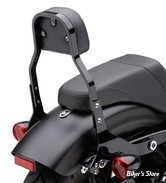 "SISSY BAR DETACHABLE COBRA - XL 04UP - DETACHABLE BACKREST KITS - 11"" - NOIR - 602-2025B"