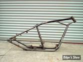 CADRE RIGIDE - SANTEE - Chica Custom Cycles / Santee - Gooseneck - PNEU DE 180