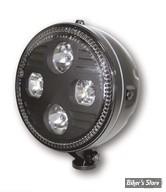 5 3/4 - PHARE LED - ATLANTA - NOIR