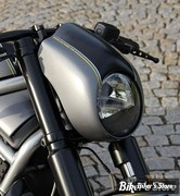 - TETE DE FOURCHE - V-ROD VRSCDX / VRSCF 12/17 - CULT WERK - HEADLAMP VISOR/FAIRING - HD-ROD030