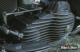 ECLATE I - PIECE N° 18 - CARTER PRIMAIRE EXTERNE - EMD ESTEVES MOTORCYCLE DESIGN - SOFTAIL 07/13 - SNATCH - FINITION : BLACK CUT / NOIR