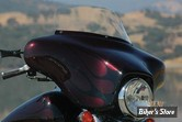 """PARE BRISE - WINDVEST MOTORCYCLE PRODUCTS - FLHT96UP - HAUTEUR : 4"""" - COULEUR : TRANSPARENT"""