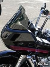 """Pare brise - Windvest Motorcycle Products - FLTR 98/13 - Hauteur : 8"""" - Couleur : Fumé Sombre"""