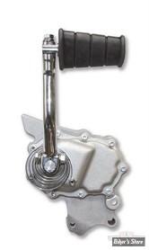 / KIT KICK - SPORTSTER 91/03 - ELECTRIQUE - EMD ESTEVES MOTORCYCLES DESIGN - ALU BRUT