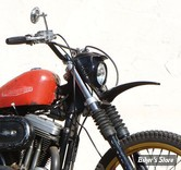 - TETE DE FOURCHE - SPORTSTER 04UP - EASYRIDERS - SCRAMBLER TYPE FRONT FENDER WITH COWL AND VISOR - H0461