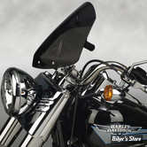 PARE BRISE NATIONAL CYCLES USA - GLADIATOR - MONTAGE CHROME - TEINTE FONCE - N2713