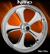 Roue RC Components - AVANT - Nitro - 21 x 3.50 - Chrome