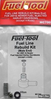 KIT DE RECONSTRUCTION - FUEL-TOOL - MC700 - LE KIT