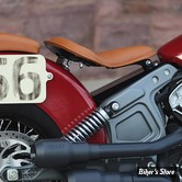 - KIT SELLE SOLO A RESSORT - INDIAN SCOUT - KLOCK WERKS - Seat pan kits - KLASSIC