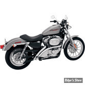 ECHAPPEMENT BASSANI - RADIAL SWEEPERS - SPORTSTER 07/13 - CHROME