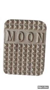 ECLATE J - PIECE N° 20 - COUVRE PEDALE DE FREIN -  CUSTOM - Mooneyes - aluminium