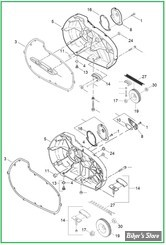 ECLATE I - PIECE N° 00 - ECLATE PIECES PRIMAIRE - BUELL 00/10