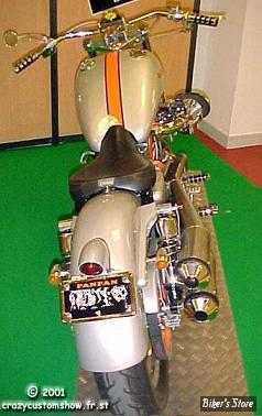 2000 - 3 Sportster 883 XLH de 1995 de FanFan