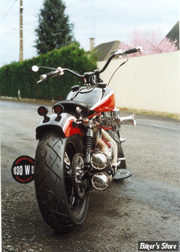 "2001 - 3 Bobber 1000 fonte de 1981. ""Bomber Cat"". Année 2001. (3)"