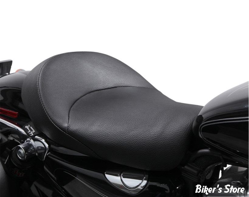 selle solo danny gray sportster 04up big ist solo revetement vinyl biker 39 s store. Black Bedroom Furniture Sets. Home Design Ideas