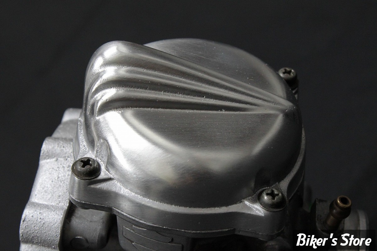pi u00c8ce n u00b0 04 - couvre carburateur keihin cv - fork - aluminium