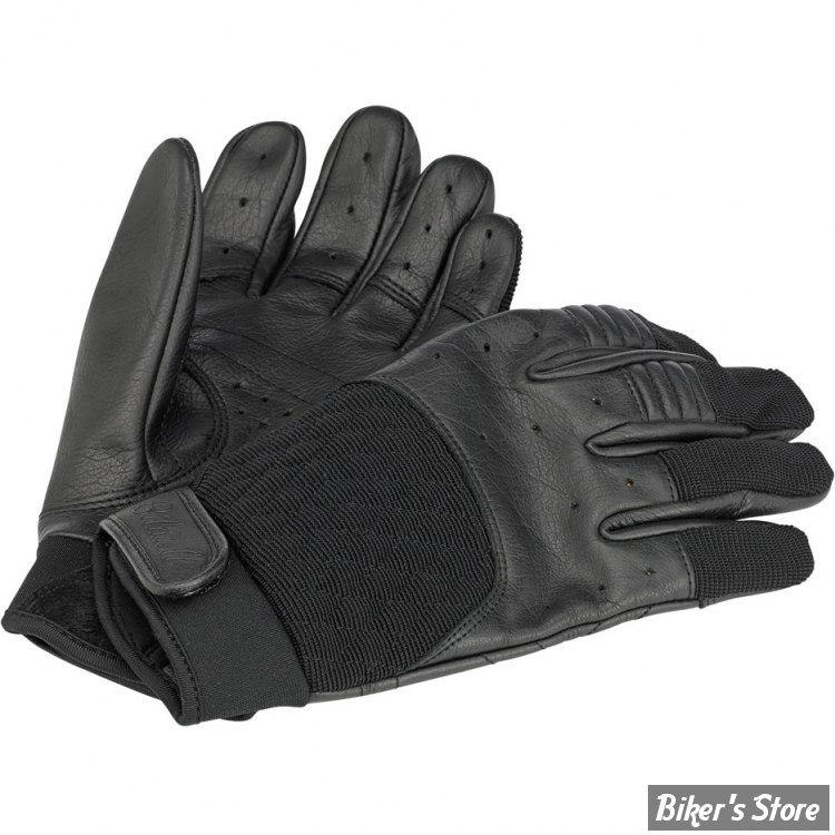 gants biltwell bantam couleur noir taille xxl biker 39 s store. Black Bedroom Furniture Sets. Home Design Ideas
