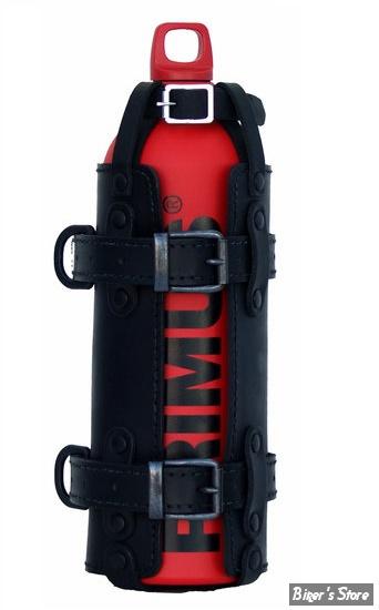 r servoir d 39 essence de secours custom chrome primus 1 5 litres porte bouteille noir. Black Bedroom Furniture Sets. Home Design Ideas