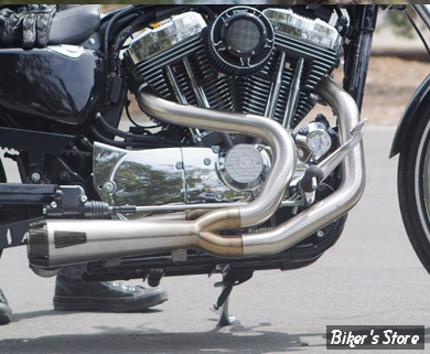 ECHAPPEMENT - TWO BROTHERS RACING - SPORTSTER 04/13 - COMP-S 2-1