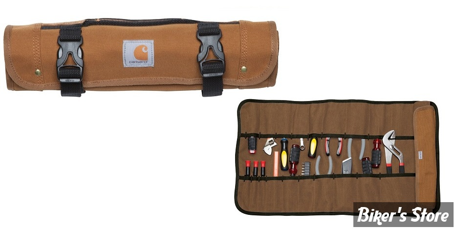 trousse a outils carhartt legacy tool roll couleur. Black Bedroom Furniture Sets. Home Design Ideas