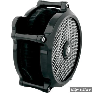 filtre a air performance machine sportster 91up supergas noir biker 39 s store. Black Bedroom Furniture Sets. Home Design Ideas
