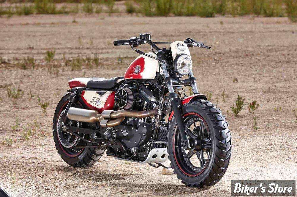 Harley Davidson Sportster Dual Sport Tires