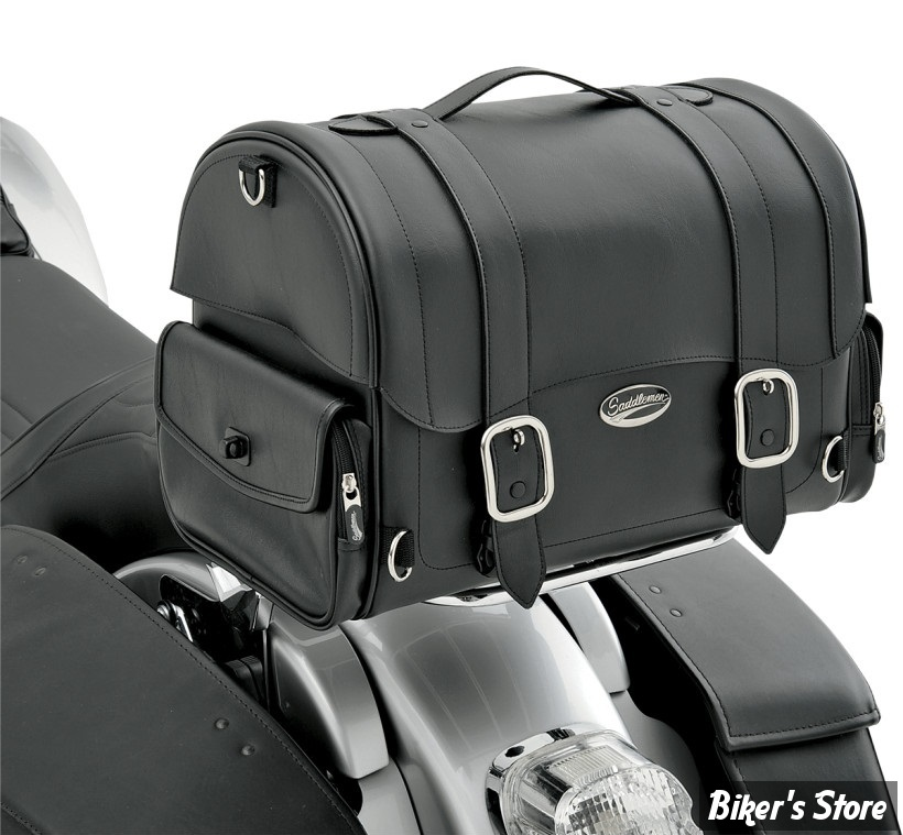 Sac De Sissy Bar Saddlemen Drifter Express Tail Bag