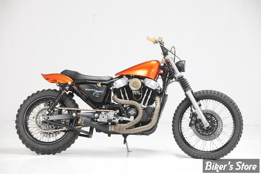 1 pr sentation moto custom chrome custom cross sportster 82 03 biker 39 s store. Black Bedroom Furniture Sets. Home Design Ideas