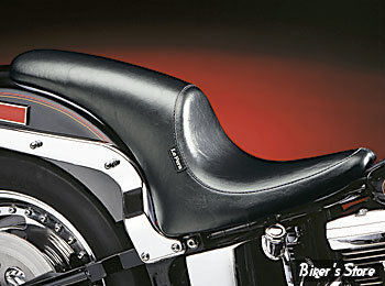 - SELLE LE PERA - SILHOUETTE UP FRONT - SOFTAIL 84/99 - LISSE AVEC GEL