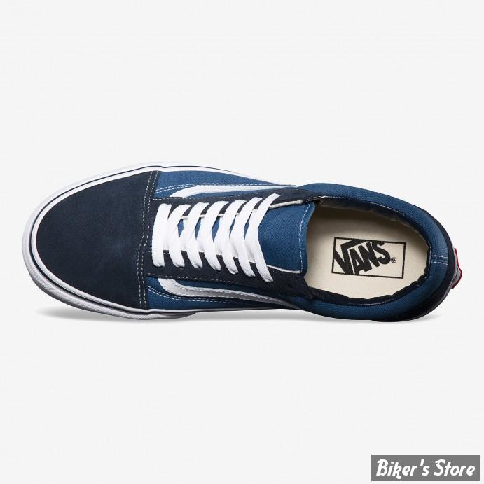 Chaussures Vans Old Skool Couleur : Bleu Marinenavy