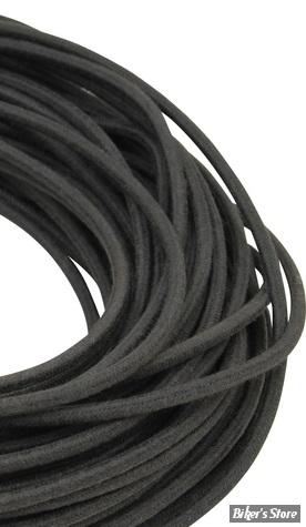 fil electrique toil noir 1m biker 39 s store. Black Bedroom Furniture Sets. Home Design Ideas