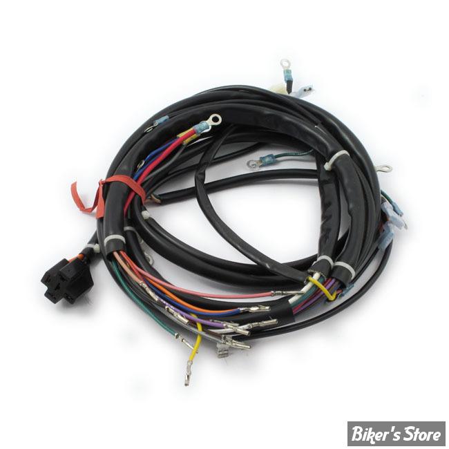 FAISCEAU ELECTRIQUE PRINCIPAL - SPORTSTER XL/XLS 82/84 - 70006-82