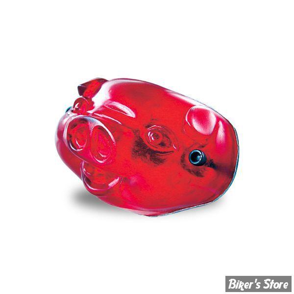 FEU ARRIERE CHOPPER / HOT ROD - Moon Hog Face (moto)