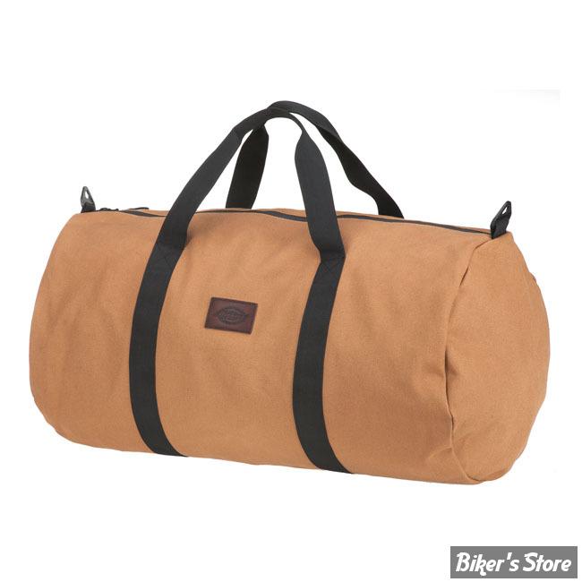 SAC A BANDOULIERE - DICKIES - DICKIES NEWBURG HOLDALL BAG - 50 LITRES - COULEUR : MARRON
